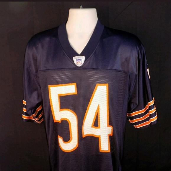 Reebok NFL Equipment On Field Chicago Bears Jersey.  M 5b577443a31c334105452aaf 36b0ccd3aeef